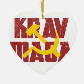 Krav Magaロシアソビエト連邦 セラミックオーナメント
