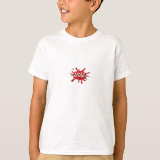 Krazyのケチャップ Tシャツ