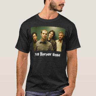 Krisのハープ奏者のバンドマンのTシャツ Tシャツ
