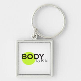 Krisのロゴの商品による体 キーホルダー