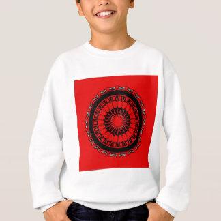 Krisアランの服装のトリップ(幻覚体験)のようななヒッピー4 スウェットシャツ