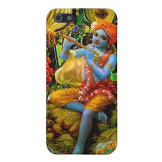 Krishnaのフルート iPhone 5 Case