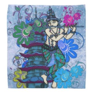 Krishnaの上昇 バンダナ