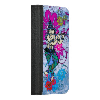 Krishnaの上昇 iPhone 8/7 ウォレットケース