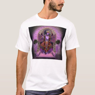 Krishna -賛美された者主 tシャツ