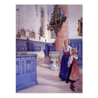 Kristine教会 ポストカード