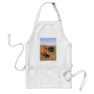 Krisuvikの馬 スタンダードエプロン