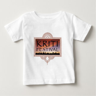 Kritiのフェスティバルの服装 ベビーTシャツ