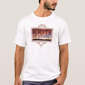 Kritiのフェスティバルの服装 Tシャツ