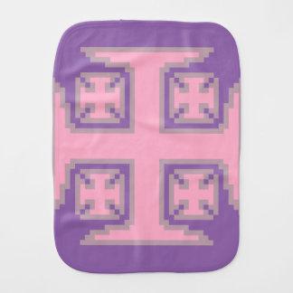 Kross™のピンクのベビー用バーブクロス バープクロス