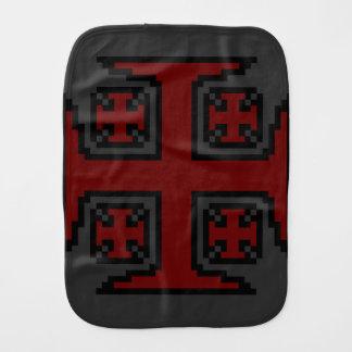 Kross™の赤いベビー用バーブクロス バープクロス