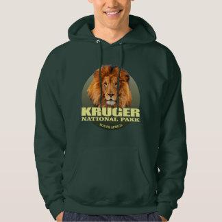 Kruger NP (ライオン)の重量 パーカ