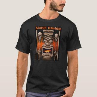 Kruisin Kahunasの火Tiki Tシャツ