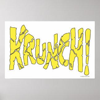 KRUNCH! ポスター