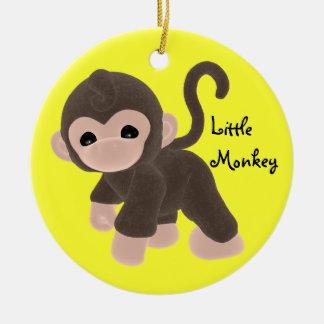 KRWのおもしろい小さい猿のオーナメント セラミックオーナメント