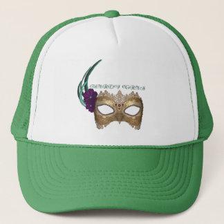 KRWのファンシーな謝肉祭のマスク キャップ