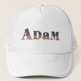 KRWアダムのアメリカの帽子 キャップ