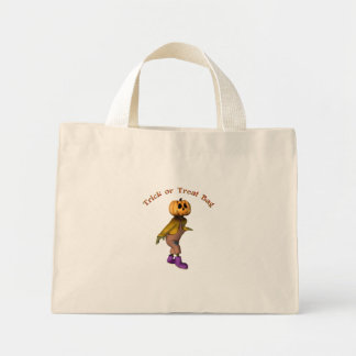 KRWジャックのかかしのハロウィンのトリック・オア・トリートのバッグ ミニトートバッグ