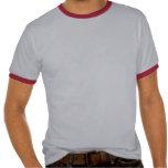 KRW赤いWigglersみみずのキャデラック T シャツ