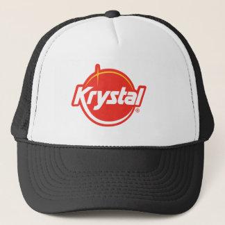 Krystalのロゴ キャップ