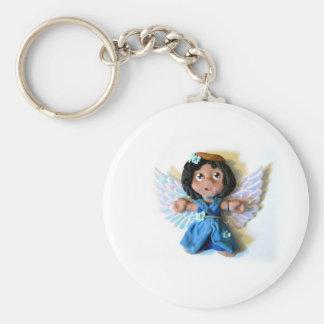 Krystalの天使I キーホルダー