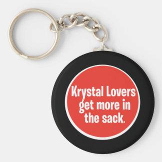 Krystalの恋人-袋の… キーホルダー