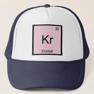 Krystal一流化学要素の周期表 キャップ