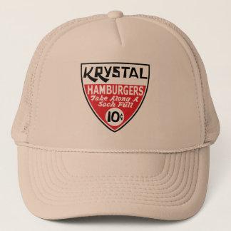 Krystal 10セントの盾 キャップ