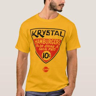 Krystal 10セントの盾 tシャツ