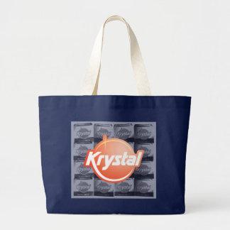 KrystalsのSackful ラージトートバッグ