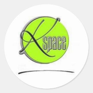 Kspaceマイアミ ラウンドシール