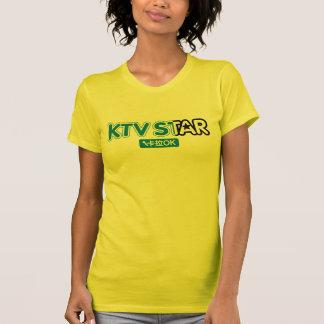 KTVの星 Tシャツ