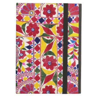 Kuchiの旧式な刺繍の幾何学的設計 iPad Airケース