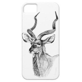 Kudu Iの電話箱 iPhone SE/5/5s ケース