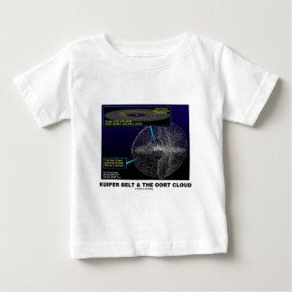 Kuiperベルトおよびオールトの雲(天文学) ベビーTシャツ
