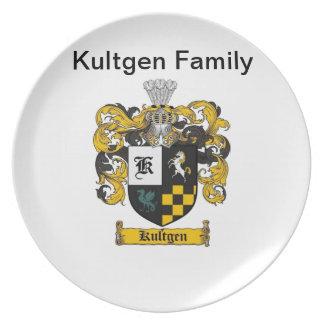 kultgenの頂上のギフト プレート
