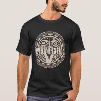 """""""Kulture入れ墨""""のTシャツ Tシャツ"""