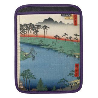 Kumanojūnishaの神社 iPadスリーブ