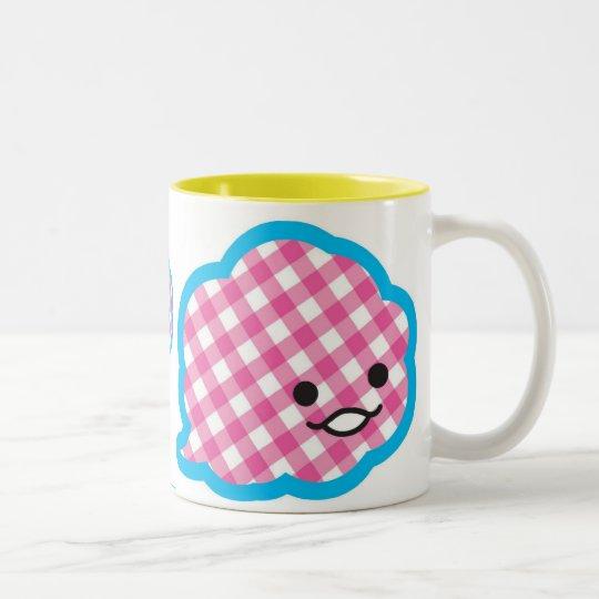 kumo3 ツートーンマグカップ