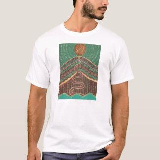 Kundaliniのティー Tシャツ