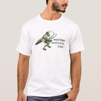 KungおもしろいなFuのバッタ Tシャツ