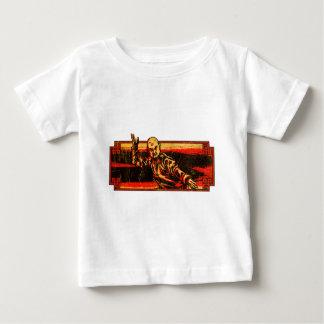 Kung Fuのマスター ベビーTシャツ