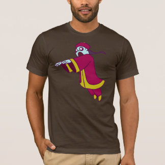 Kung Fuの悪鬼 Tシャツ