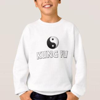Kung FuのTシャツ スウェットシャツ