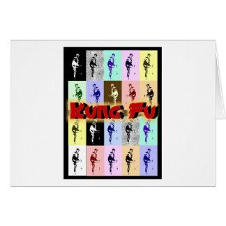 Kung Fu カード