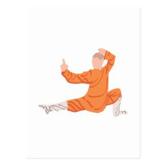 Kung Fu ポストカード