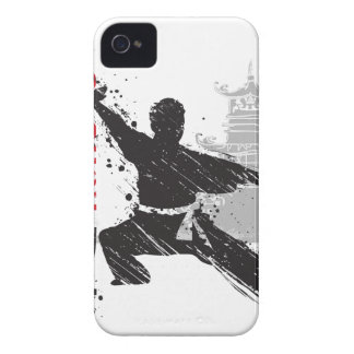 Kung Fu Case-Mate iPhone 4 ケース