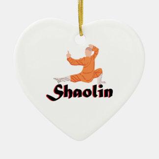 Kung Fu Shaolin セラミックオーナメント