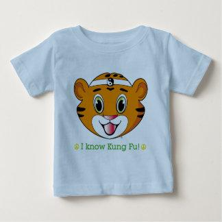 Kung Fu Tiger™ ベビーTシャツ