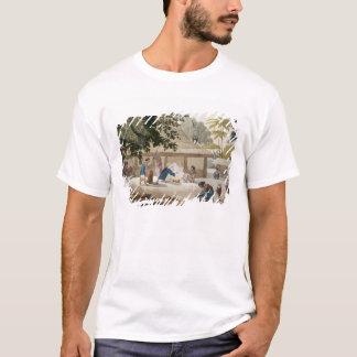 Kupangの国内生命、ティモールは、「Leからの10をめっきします Tシャツ